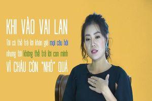 'Lan cave' Thanh Hương chia sẻ về những giọt nước mắt trong cảnh bị cưỡng hiếp