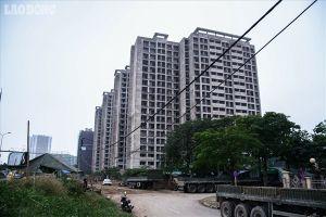 Dự án ký túc xá hiện đại nhất Thủ đô 1.900 tỉ ra sao sau 9 năm xây dựng?