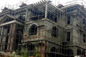 Cận cảnh biệt thự 'khủng' xây trái phép của Công ty ximăng Công Thanh