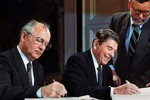 Cựu lãnh đạo Liên Xô Gorbachev: Mỹ rút INF là bốc đồng
