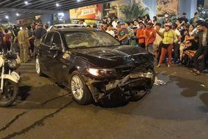 Bà chủ đi BMW say xỉn gây tai nạn kinh hoàng