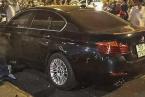 Lãnh đạo PVcomBank bị nhầm là người lái BMW gây tai nạn hàng loạt