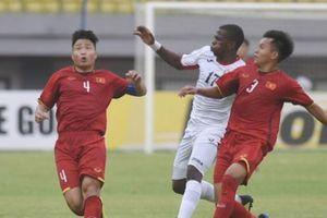 VTV6 trực tiếp U19 Việt Nam vs U19 Australia