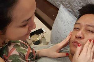 Fan 'thả tim' cho đoạn hội thoại ngôn tình của vợ chồng Tuấn Hưng