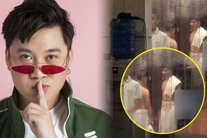 Lộ ảnh 'tắm hơi hẹn hò' với Trấn Thành, Don Nguyễn nói gì?