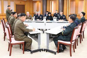 Hai miền Triều Tiên và Bộ tư lệnh Liên hợp quốc hội đàm ba bên lần 2