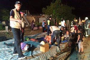 Trải nghiệm kinh hoàng của hành khách vụ lật tàu ở Đài Loan
