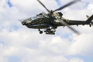 Trực thăng Apache Mỹ bán cho Hàn Quốc vô dụng khi không chiến