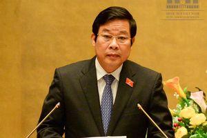 Xóa tư cách nguyên Bộ trưởng Bộ TT&TT của ông Nguyễn Bắc Son