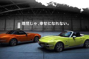 Mazda MX-5 độ xe cơ bắp Chevrolet Corvette giá 975 triệu đồng