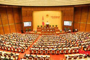 Sáng nay (22/10), Quốc hội XIV khai mạc kỳ họp thứ 6