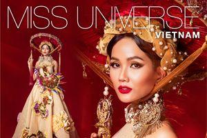 Trang phục dân tộc nào sẽ được Hoa hậu H'Hen Niê lựa chọn dự Miss Universe 2018?