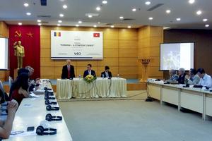 Hợp tác thương mại Việt Nam - Romania: Còn nhiều dư địa phát triển