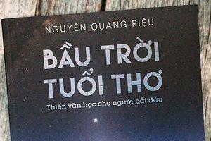 'Bầu trời tuổi thơ' của nhà thiên văn học Nguyễn Quang Riệu