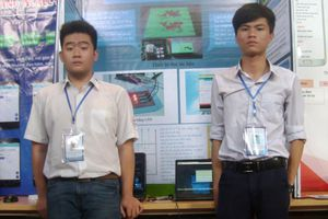 Sáng tạo trẻ: Máy đọc cho người khiếm thị