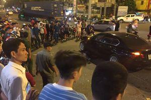 Nữ tài xế lái ô tô BMW tông 1 người chết, 3 người bị thương có nồng độ cồn quá cao
