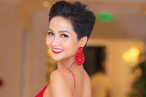Hoa hậu H'hen Nie chuẩn bị thi Hoa hậu Hoàn vũ thế giới như thế nào?
