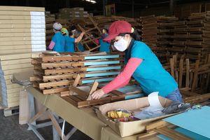 Việt Nam- Campuchia hợp tác đẩy mạnh thương mại gỗ hợp pháp