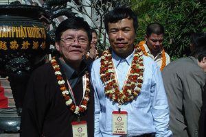 'Đại diện chùa ở Hà Nam' mua thiên thạch để tạc tượng Phật là ai?