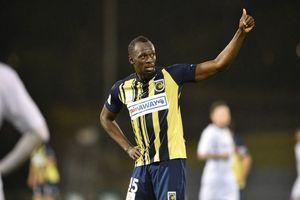 CLB Úc đề nghị mức hợp đồng quá 'bèo bọt' đối với Usain Bolt