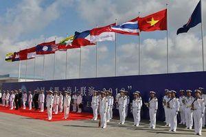 ASEAN - Trung Quốc lần đầu diễn tập hàng hải chung
