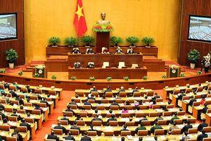 Hôm nay Quốc hội nghe giới thiệu nhân sự để bầu Chủ tịch nước