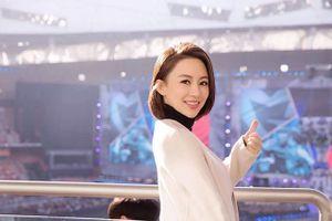 Nhan sắc mặn mà của 'nữ hoàng billiards' Trung Quốc