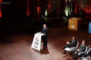 Thủ tướng Nguyễn Xuân Phúc có bài phát biểu quan trọng tại Diễn đàn P4G
