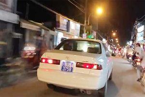 Bất ngờ về xe biển xanh 80B náo loạn đường phố Sài Gòn