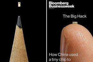 Tim Cook phủ nhận tin Trung Quốc cài vi mạch vào hệ thống Apple