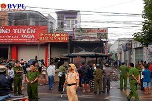 Cháy cửa hàng lúc rạng sáng, 2 người chết ngạt và 1 người bị bỏng nặng