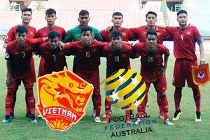 U.19 Việt Nam - Úc: Trận chiến sinh tử