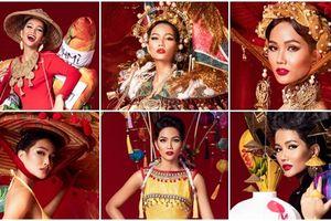 Không phải sốt ruột chờ nữa, H'Hen Niê chính thức công bố quốc phục nét căng tại Miss Universe 2018