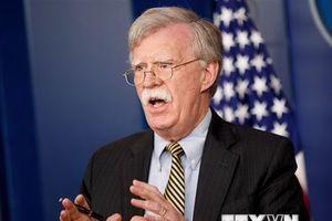 Cố vấn Tổng thống Mỹ về an ninh quốc gia bắt đầu thăm Nga