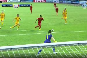 VCK U19 châu Á 2018: Thua 1-2 trước Australia, U19 Việt Nam hết cơ hội đi tiếp