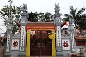 Nghi 'ôm' tiền công đức về quê, sư trụ trì bị đuổi khỏi chùa