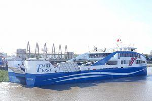 Thêm phà cao tốc tiêu chuẩn 5 sao chạy tuyến Rạch Giá-Phú Quốc