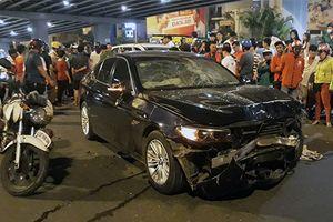 Lái xe BMW gây tai nạn đối diện với án phạt nào?