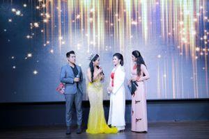 Hoa hậu Lý Nhã Lan lần đầu mang cuộc thi Hoa hậu và Nam vương sang Đài Loan