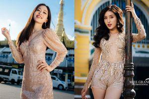 Liên tục lặp lại điều 'tối kỵ' này, liệu Phương Nga có đi vào 'vết xe đổ' của Huyền My ở Miss Grand International