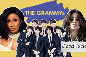 Cardi B, Camila Cabello và BTS rớt mất đề cử 'Nghệ sĩ mới xuất sắc nhất' tại Grammys 2019…vì lí do này đây