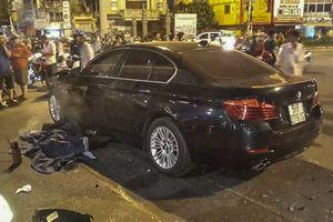 Người phụ nữ lái xe BMW gây tai nạn ở Sài Gòn không phải lãnh đạo PVcomBank