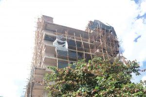 Điện Biên: Sở Xây dựng cấp phép trái chủ trương đầu tư công trình Trung tâm thương mại dịch vụ khách sạn Tuần Giáo