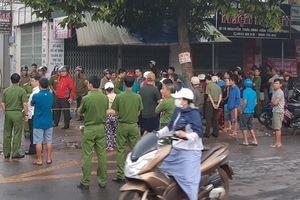 Đắk Lắk: 3 người thương vong do cháy cửa hàng hoa gần chợ Hòa Thắng