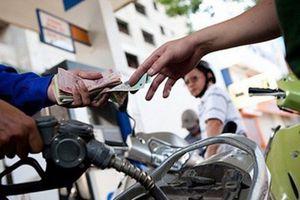 Giá xăng giảm từ 144 - 224 đồng mỗi lít từ 15h chiều nay