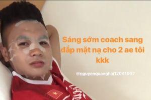 HLV Park: Người thầy đa tài, tâm lý, tình cảm của U23 Việt Nam