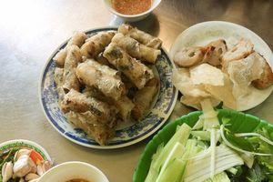 Chả dông: Đặc sản Phú Yên nghe tên thì sợ, ăn lại nghiện