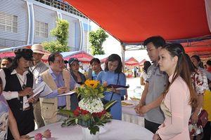 Công đoàn Dệt may Bình Dương tổ chức ngày Hội vì phụ nữ