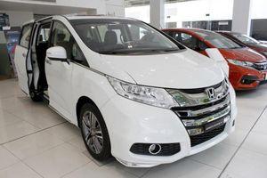 Honda Odyssey – Mẫu xe gia đình ế nhất Việt Nam bất ngờ 'biến mất'