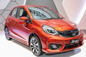 Honda Brio sẽ có giá bán bao nhiêu tại Việt Nam?